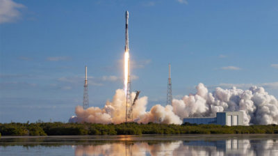 SpaceX launches more Starlink satellites for cheaper Internet