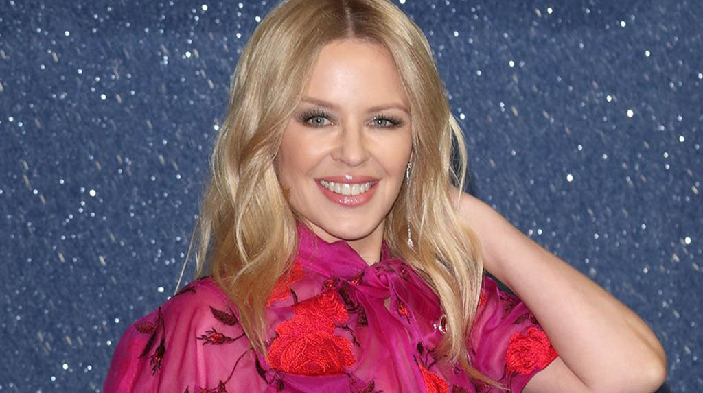 What made Kylie Minogue cry