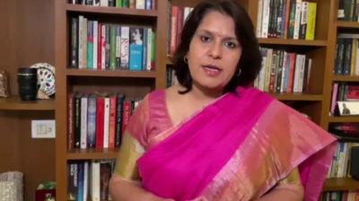 Congress spokesperson Supriya Shrinate