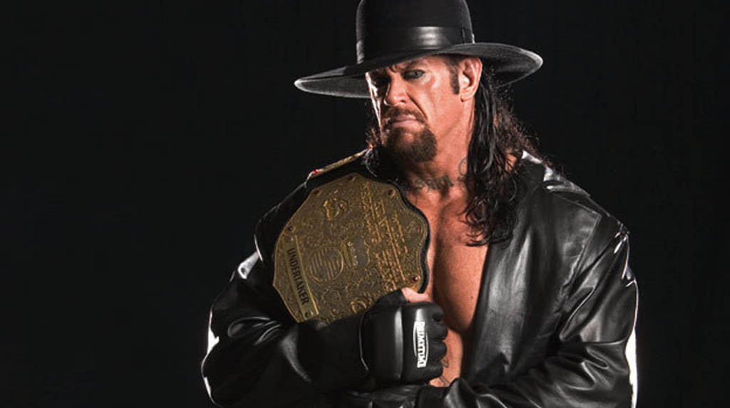I didn't realise I had effect on people's daily lives: The Undertaker