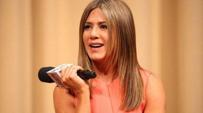Jennifer Aniston is 'back to work'