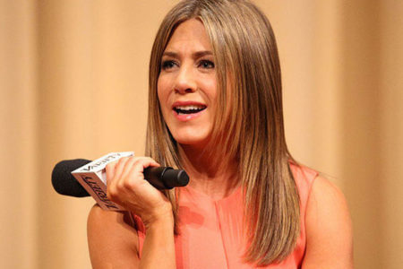 Jennifer Aniston is 'back to work'