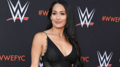Nikki Bella congratulates John Cena on wedding
