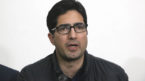 Shah Faesal regrets his name being dragged into money exchange controversy
