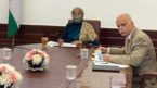 Finance Minister chairs review meeting of the National Infrastructure Pipeline