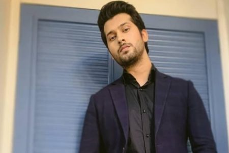 Namish Taneja enjoys being the boy next door