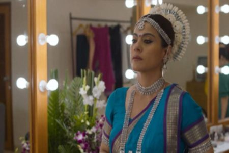 Tribhanga ready for release with Kajol as an Odissi dancer