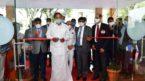 Vice President M. Venkaiah Naidu visits Dr APJ Abdul Kalam Missile Complex