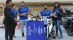 Medicover Cancer Institute organizes a bike rally on the World Cancer Day
