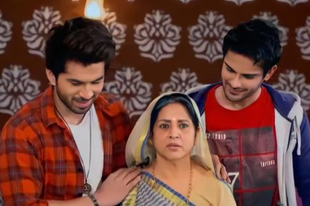 Ranju Ki Betiyaan – Ranju and her daughters are back in Lalita Niwas