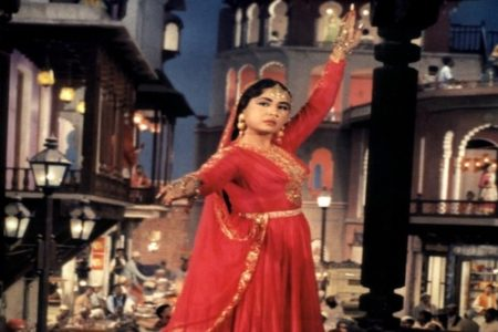 National Film Archives acquires rare footage of Meena Kumari starrer Pakeezah