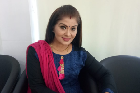 If it weren't for negative roles, I wouldn\'t have lasted in the industry for so long– Sudha Chandran