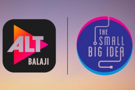 TheSmallBigIdea wins social media duties for ALTBalaji