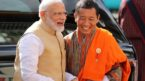 PM Modi talks with Bhutan Prime Minister