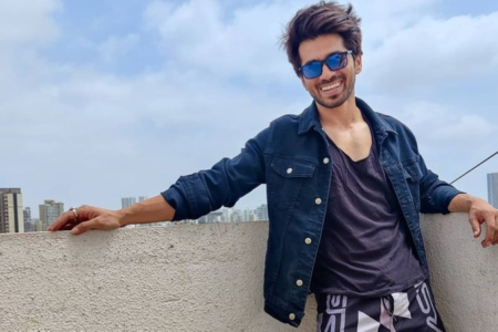 "My father says, ""Patience is the key to success""- Karan Khandelwal"