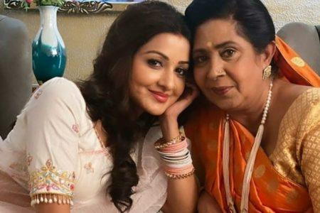 Kiran Bhargava has a family-like bond with the cast of Prem Bandhan