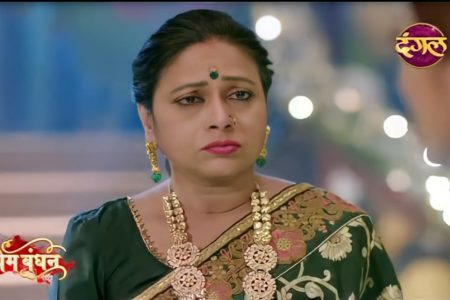 Prem Bandhan- Janki threatens Ram and Rajesh