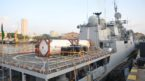 INS Tarkash arrives in Mumbai from France carrying 2 cryogenic tankers