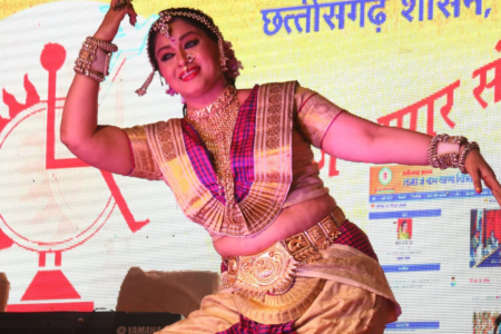 Sudha Chandran on her love for dance