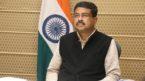 Dharmendra Pradhan inaugurates COVID Care facility in Mandla