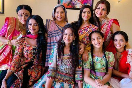 My bidai was an emotional moment for us all: Monika Chauhan