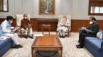 Maharashtra CM Uddhav Thackeray meets PM Modi in New Delhi