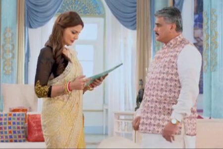 Ranju Ki Betiyaan- Guddu Ji gave Lalita a divorce?