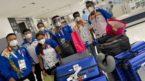 88 member Indian contingent including 54 athletes arrives in Tokyo