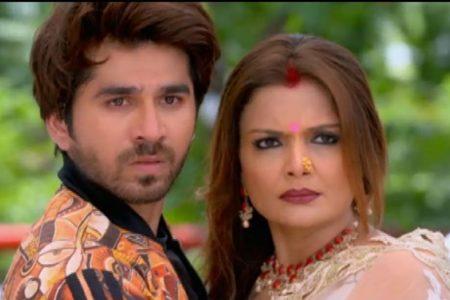 Ranju Ki Betiyaan- Guddu Ji slaps Lucky and Vicky