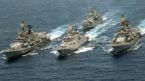 Indian Navy participates in Naval Exercise Malabar
