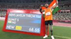 PM congratulates Sumit Antil for winning Gold medal in Javelin throw