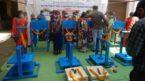 KVIC distribute tamarind processing tools and equipments to Odisha SHGs